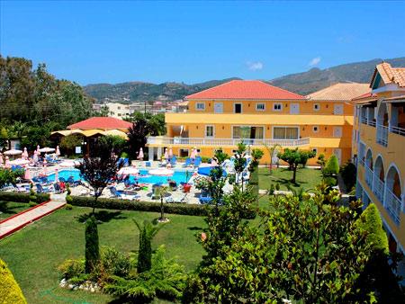 отель в Македонии