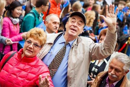 пенсионеры в Словаки