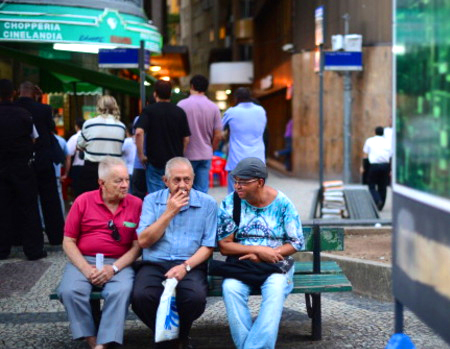бразильские пенсионеры