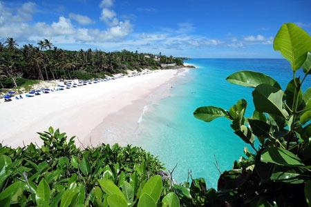 Пляж на Барбадосе