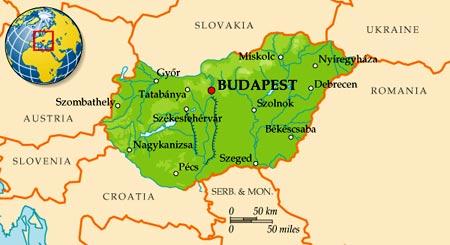 Венгерские границы