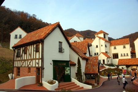 Село во Франции