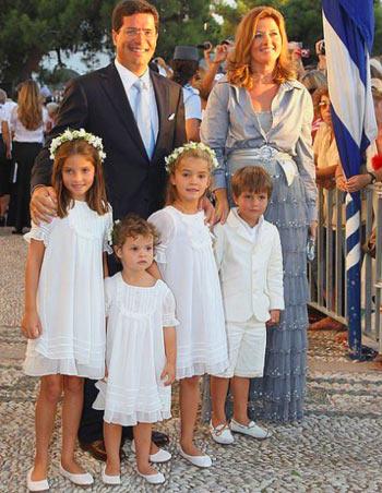 Греческая семья