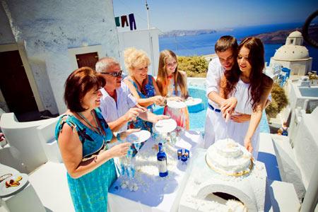 воссоединение семьи в Греции