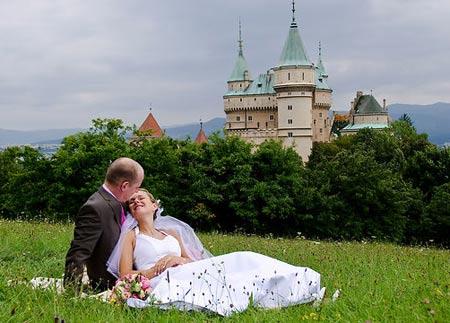 Свадьба в Словакии