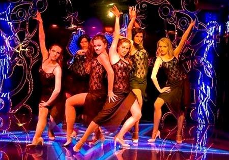 танцовщицы в Турции