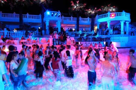 танцпол в Турции