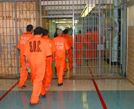 аргентинская тюрьма