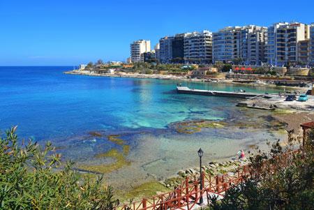 жизнь у моря на Мальте