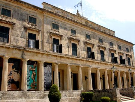 Университет на острове Корфу