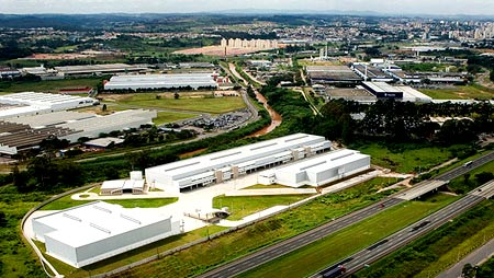 промышленность в Бразилии