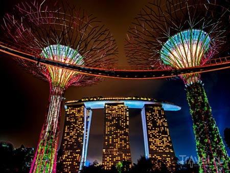 Башни в Сингапуре