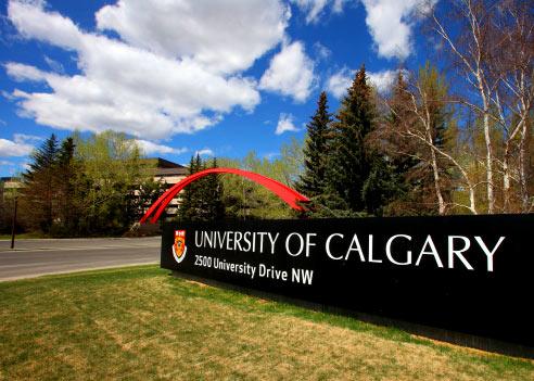Университет Calgary