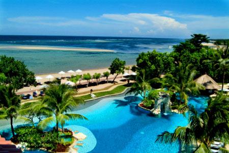 Курорт на острове Бали
