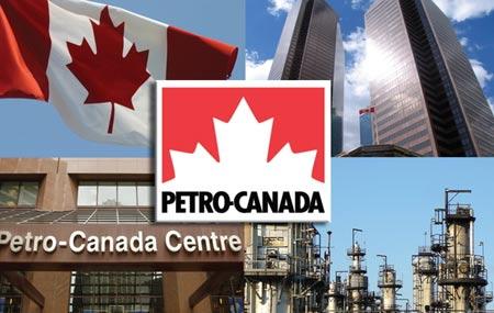 канадская нефтяная компания