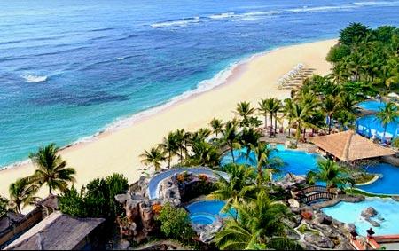 Пляж Нуса-Дуа, Индонезия