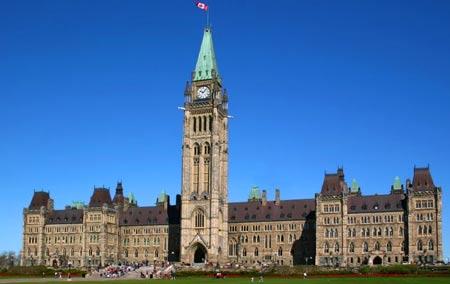 канадское правительство