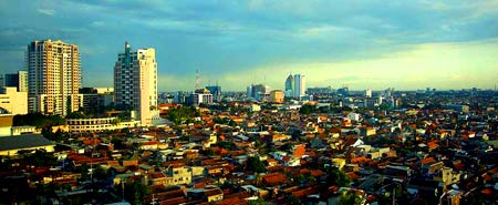 Сурабаи, Индонезия