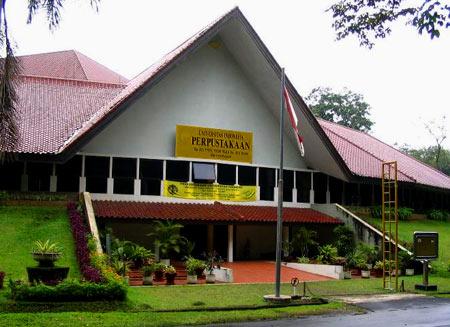Университет в Индонезии