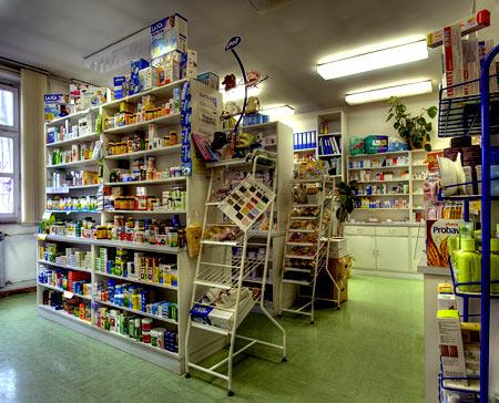 Аптека в Хорватии