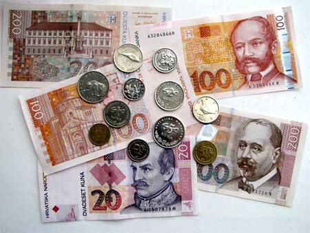 хорватские деньги