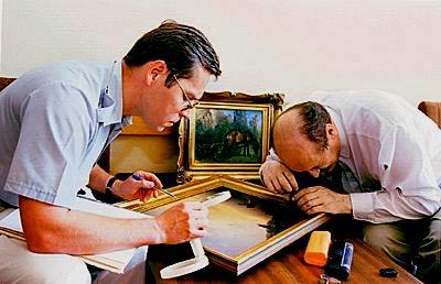 экспертиза предметов искусств