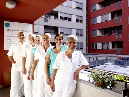 больница в Хорватии