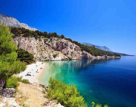 Пляж в Боснии и Герцеговине