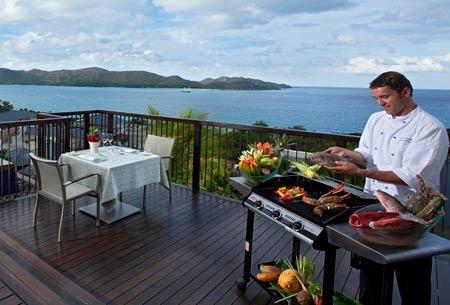 ресторан на сейшельских островах