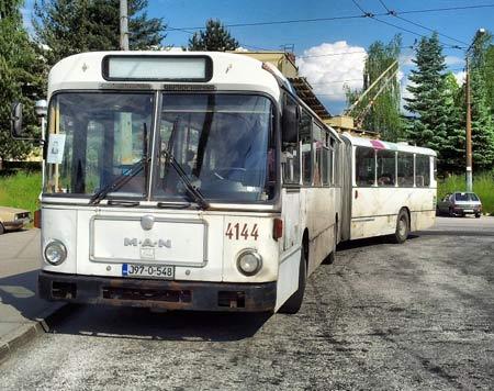 транспорт в Сараево