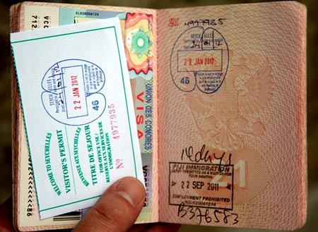 сейшельская виза