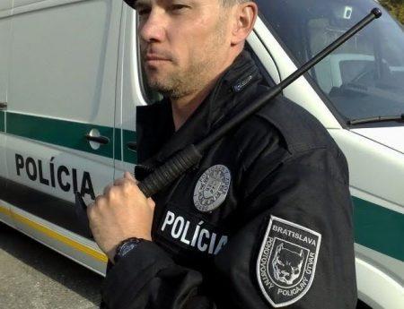 Полиция в Словакии