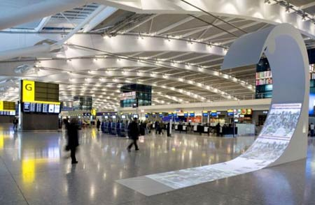 Аэропорт в Катаре