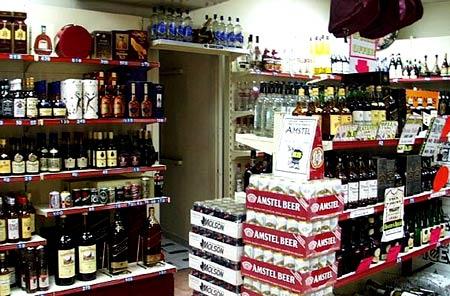 продажа алкоголя в Дубаи