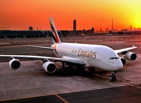 авиакомпания Арабских Эмиратов