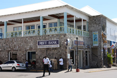банк на Сент-Китс