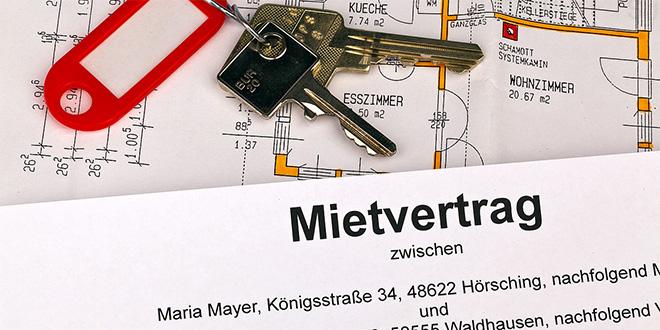 Договор аренды недвижимости в Германии