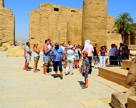 экскурсия в Египте