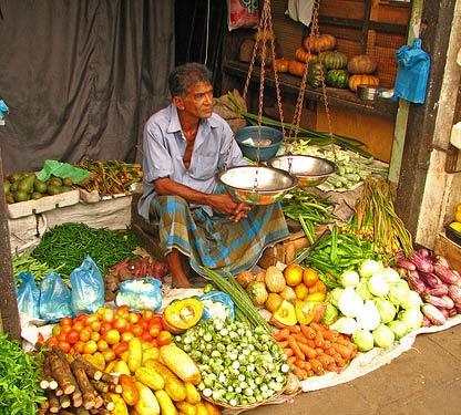 фрукты на Шри-Ланке