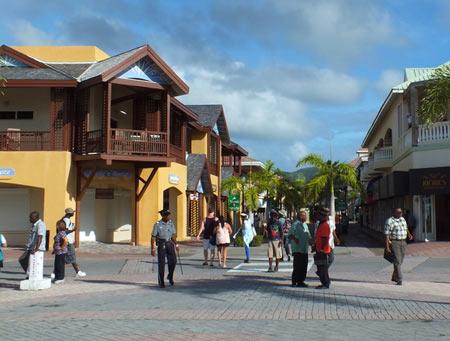 жители Сент-Китс и Невис