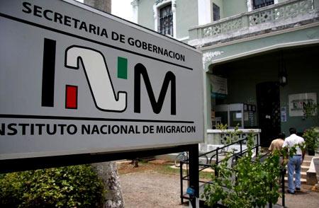 мексиканский иммиграционный институт