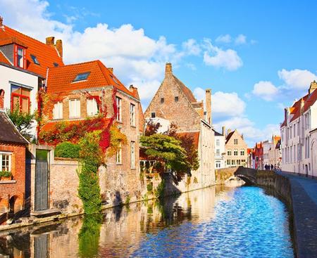 Канал в Люксембурге