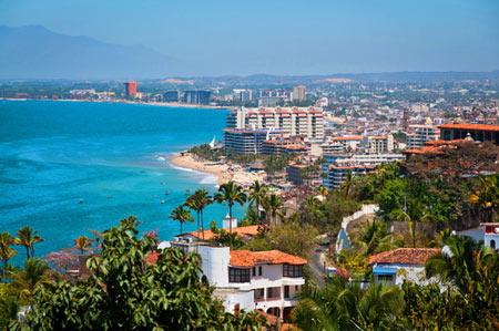 мексиканский курорт
