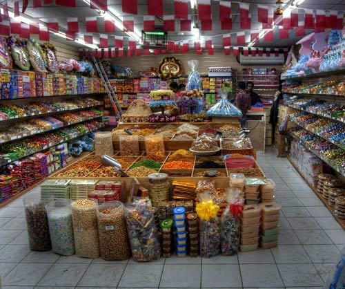 катарский супермаркет