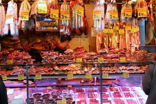 испанское мясо