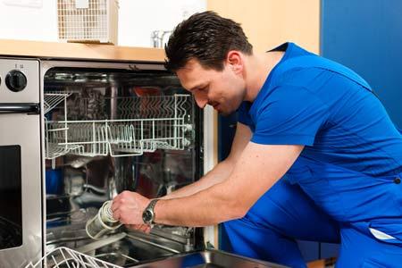 мойщик посуды в США