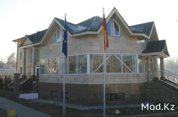Генеральное консульство Германии в Алматы