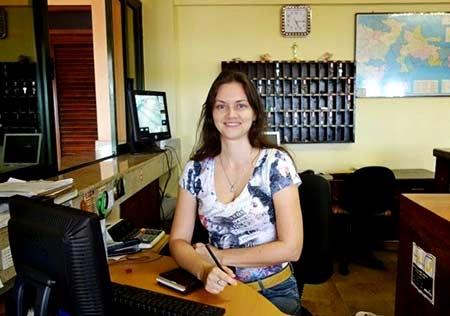 работа в доминиканской республике