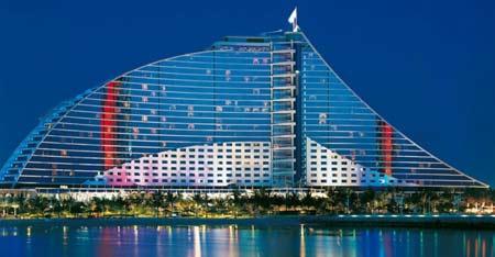 гостиница в ОАЭ