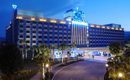 гостиница в Гонконге